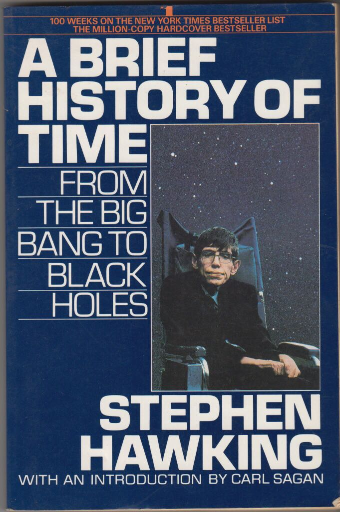 A Brief History Of Gime Stephen Hawking -  cover