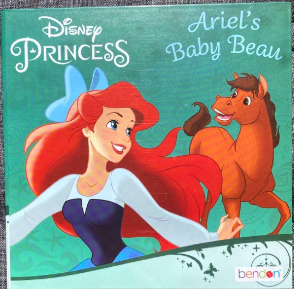 Disney Princess Ariel's Baby Beau -  cover