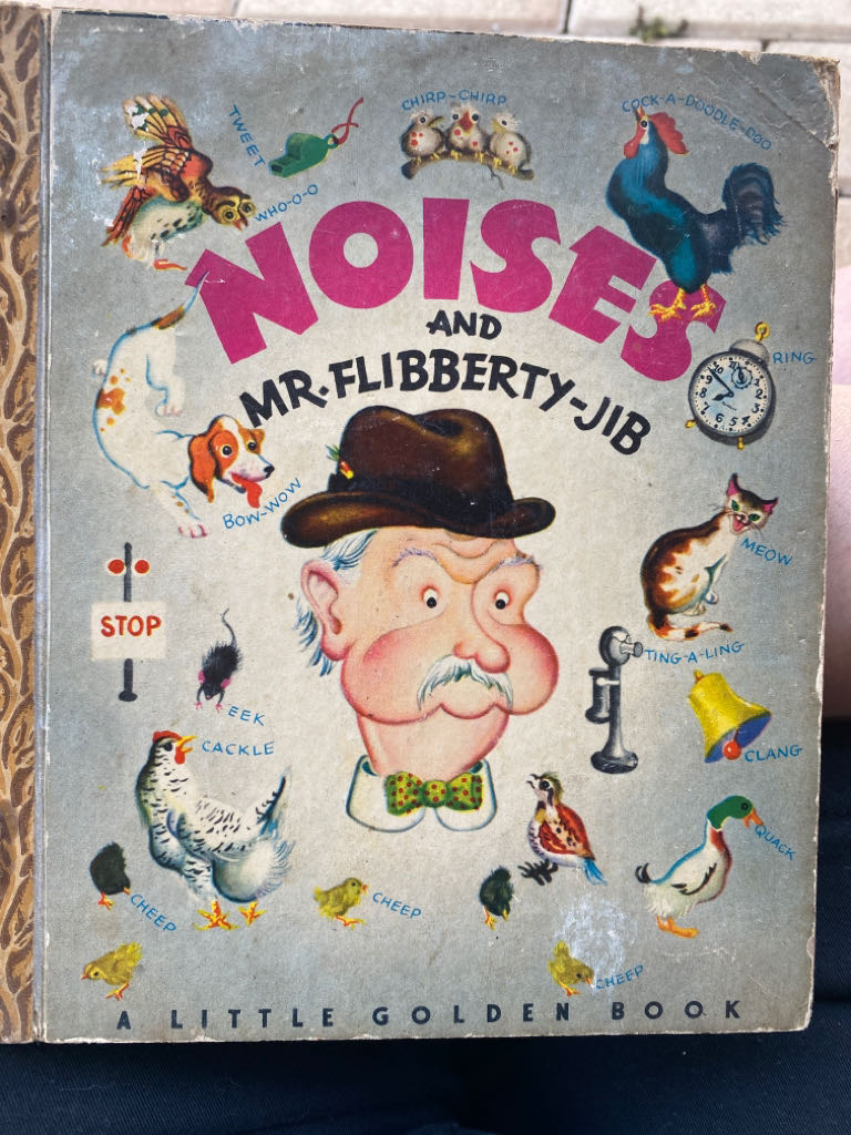 Noises and Mr. flibb -  cover