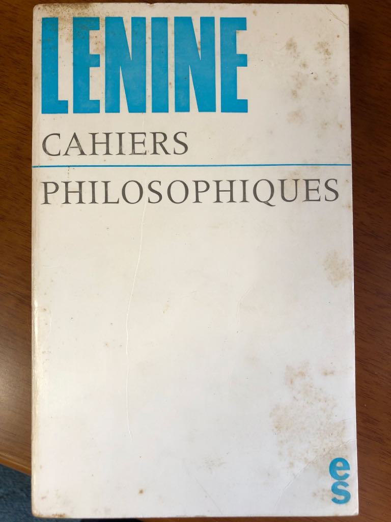 Cahiers Philosophiques -  cover