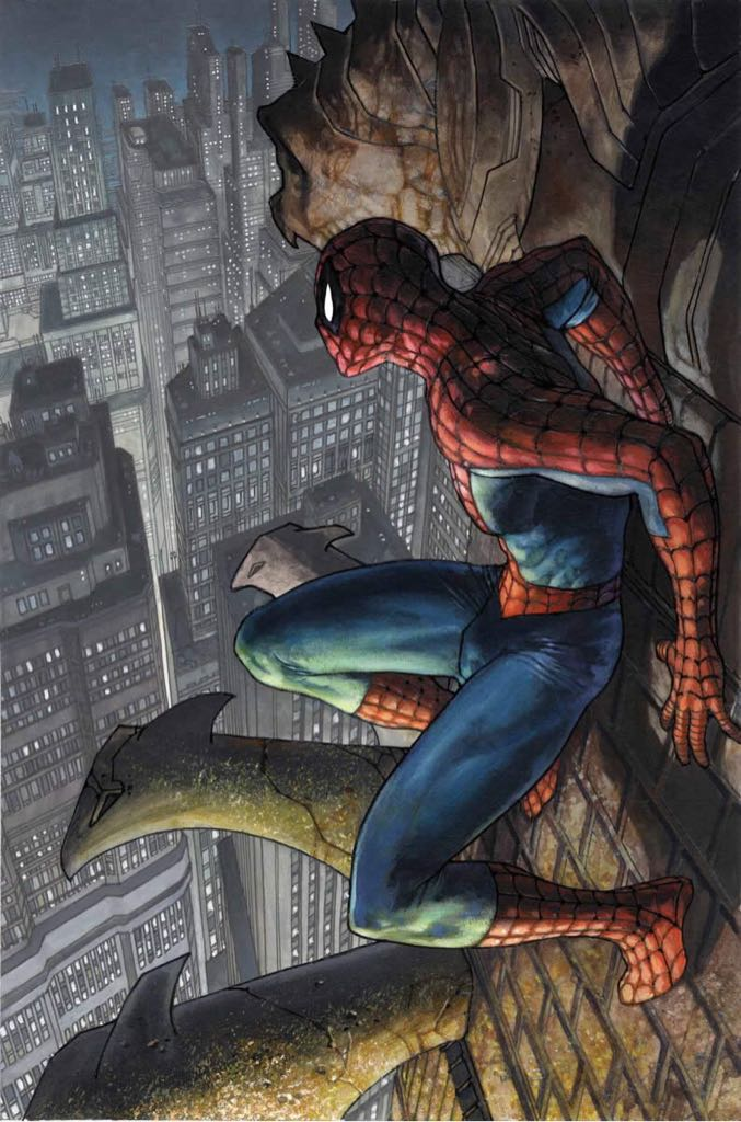 The Amazing Spider-man - 16.1 cover