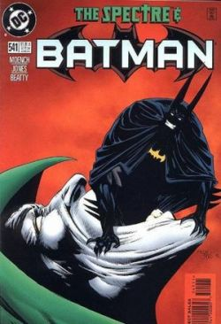 Batman - 541 cover