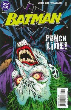 Batman - 614 cover