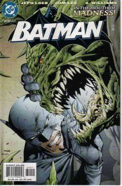Batman - 610 cover