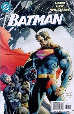 Batman - 612 cover