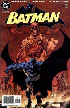 Batman - 618 cover