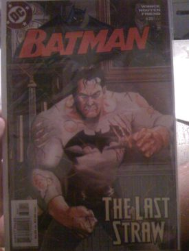 Batman - 630 cover