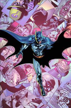 Batman - 693 cover