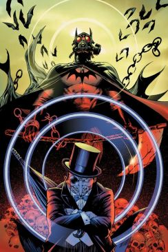 Batman - 696 cover
