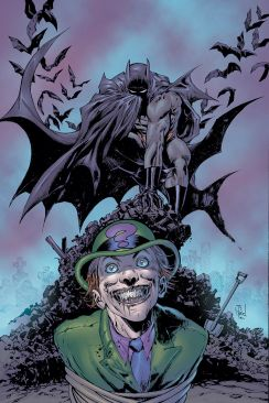 Batman - 699 cover