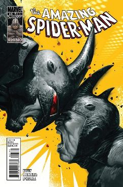 The Amazing Spider-man - 625 cover