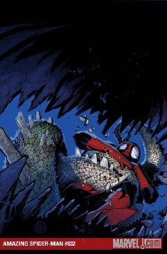 The Amazing Spider-man - 633 cover