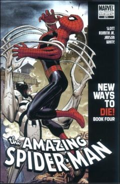 The Amazing Spider-man - 571 cover