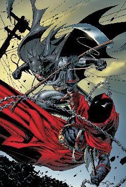 Batman - 695 cover