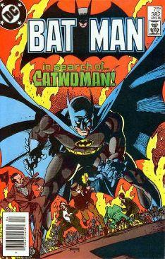 Batman - 382 cover