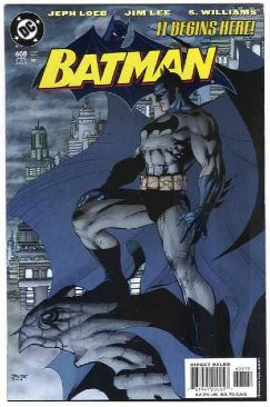 Batman - 608 cover