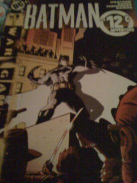 Batman - 385 cover