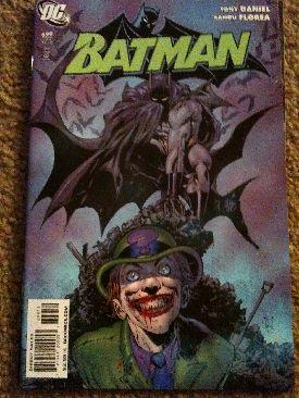 Batman - 699 cover