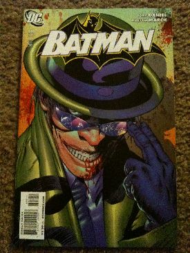 Batman - 698 cover