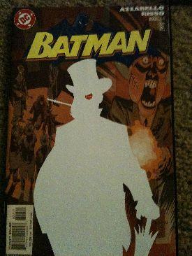 Batman - 622 cover