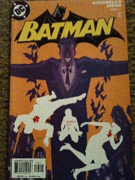 Batman - 625 cover