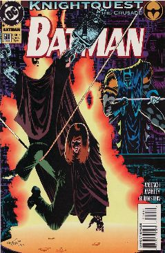 Batman - 508 cover