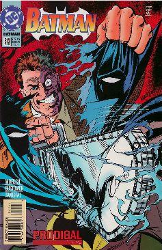 Batman - 513 cover