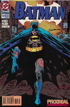 Batman - 514 cover