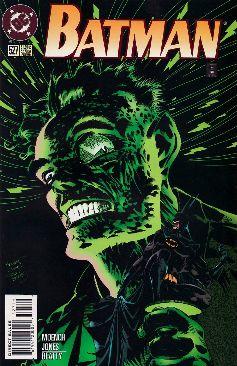 Batman - 527 cover