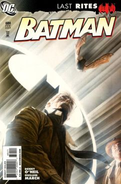 Batman - 684 cover