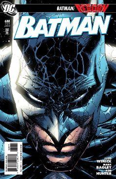 Batman - 688 cover