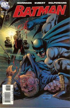 Batman - 670 cover