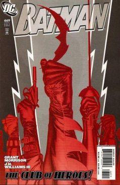 Batman - 669 cover