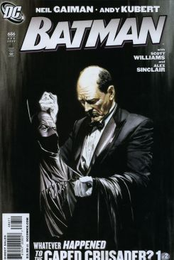 Batman - 686 cover