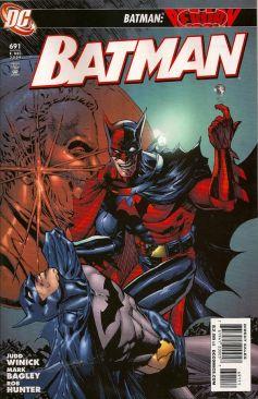 Batman - 691 cover