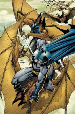 Batman - 656 cover