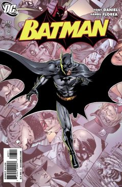 Batman - 693 cover