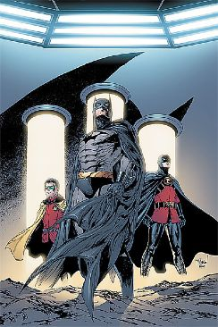 Batman - 703 cover