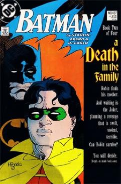 Batman - 427 cover