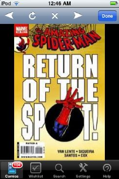 The Amazing Spider-man - 589 cover
