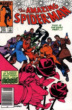 Amazing Spider-man, The - 253 cover
