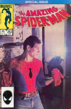 Amazing Spider-man, The - 262 cover