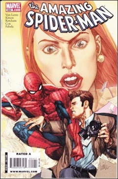 The Amazing Spider-man - 604 cover