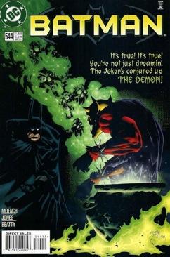 Batman - 544 cover