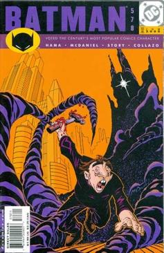 Batman - 578 cover