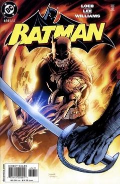 Batman - 616 cover