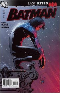 Batman - 684 cover