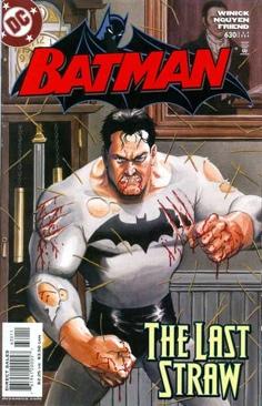 Batman - 630 cover