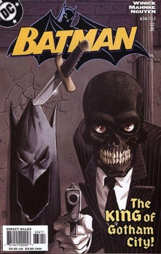Batman - 636 cover