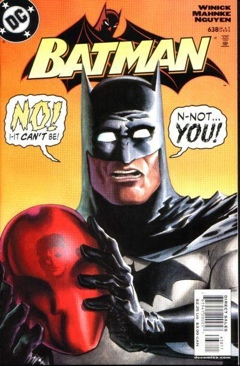 Batman - 638 cover